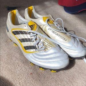 Adidas Vintage Predator soccer cleats